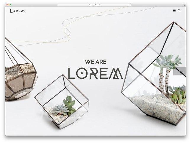 творческая тема lorem
