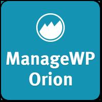 ManageWP Orion — управляйте своими WordPress сайтами из одной админки
