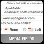 Как добавить дополнительные поля к медиа-загрузчику WordPress