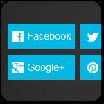 Добавляем в WordPress социальные кнопки в стиле Windows Metro UI