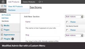 modify-admin-bar