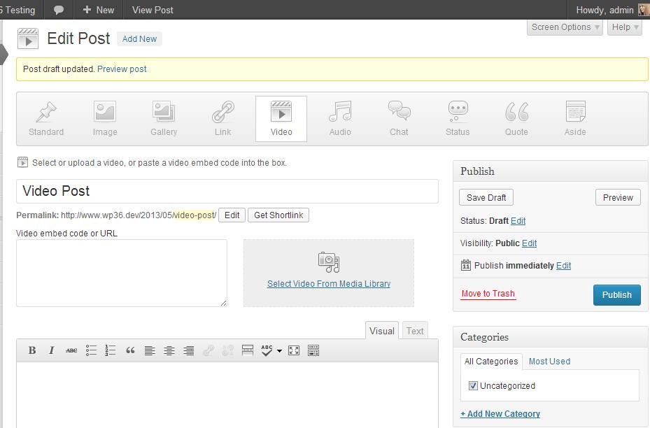Как сделать страницу отзывов в wordpress