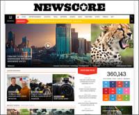 NewsCore — премиум тема WordPress для новостного сайта с тяжелым контентом