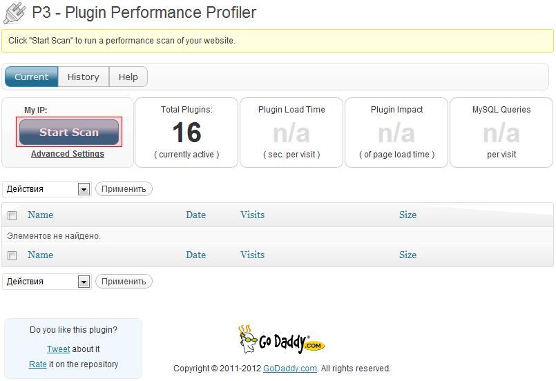 Какие WordPress плагины замедляют работу вашего сайта?
