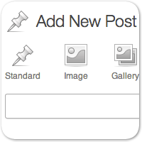 Что следует знать о форматах постов в WordPress 3.6