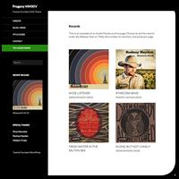 Progeny MMXIV — бесплатная аудио-тема WordPress на базе Twenty Fourteen