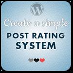 Как создать систему рейтинга записей WordPress на jQuery