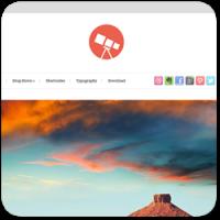 20 бесплатных тем WordPress с адаптивной версткой на 2013
