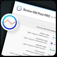 Прокачиваем старые посты в соцсетях с помощью бесплатного плагина Revive Old Post