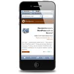 Как научить WordPress-сайт распознавать посетителей с iPhone