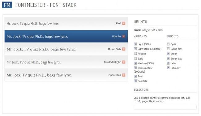 WordPress плагины для добавления шрифтов Google Fonts