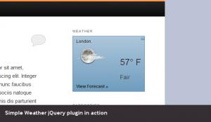 simple-weather-wordpress