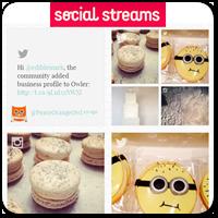 Social Streams — бесплатный плагин для вывода ленты Twitter и Instagram на WordPress