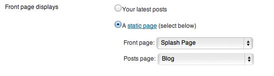 Простые настройки стандартных возможностей WordPress
