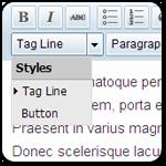 Как добавить свои стили в визуальный редактор записей WordPress