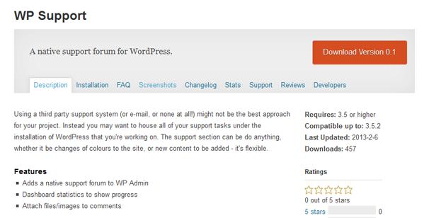 sup05 Лучшие платные и бесплатные плагины системы поддержки для WordPress