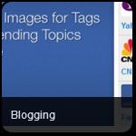 Как добавить текст поверх изображений миниатюр в WordPress