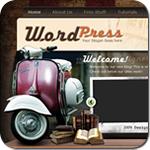 Как установить тему оформления WordPress