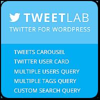 10 лучших Twitter виджетов для WordPress из магазина CodeCanyon