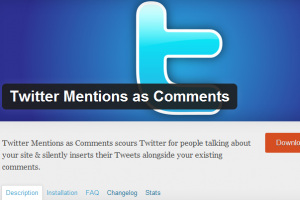 twitter-comments-plugins