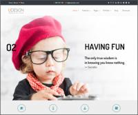 uDesign — адаптивная премиум тема WordPress с динамичным контентом