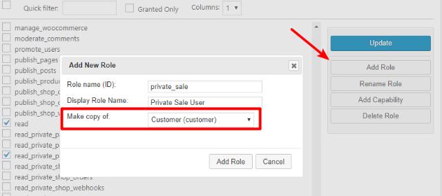 скрытые продажи е-коммерция плагин вордпресс шаг 3