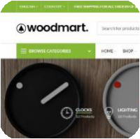WoodMart – адаптивный шаблон WordPress для интернет-магазинов