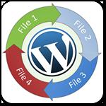 Порядок загрузки файлов WordPress темы