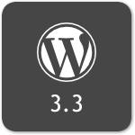 Вышел WordPress 3.3