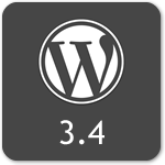 Вышел WordPress 3.4