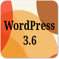 """WordPress 3.6: новые """"фишки"""" и новая тема оформления"""