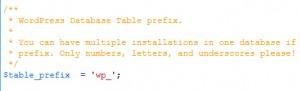 wp-database-prefix