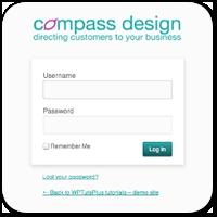 Оформляем страницу авторизации WordPress на свой вкус