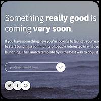 Fancy Coming Soon — плагин-заглушка для режима обслуживания WordPress сайта