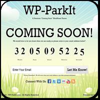 Как создать страницу 'Coming Soon' накануне запуска WordPress сайта