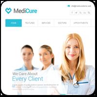 30 тем WordPress для докторов, больниц и частных клиник