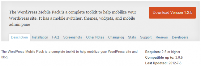 8 бесплатных WordPress-плагинов для адаптации сайта под мобильные устройства