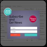 PopUp by Supsystic: плагин WordPress для привлечения Email-подписчиков