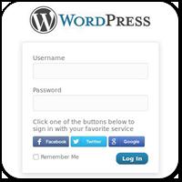 Включаем авторизацию через социальные сети с помощью бесплатного WP-плагина AddThis